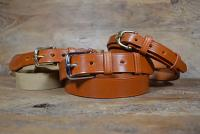 Bridle Leather Belts
