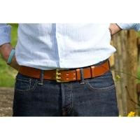 Berkeley Bridle Leather Belt