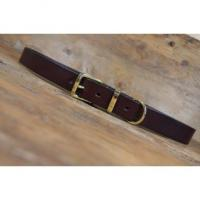 Cooper Oak Bark Bridle Leather Belt