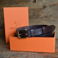 Hanbury Bridle Leather Belt