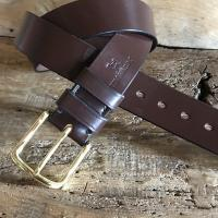 Himbleton Bridle Leather Belt