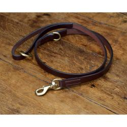 Bridle Leather Multi Function Dog Lead