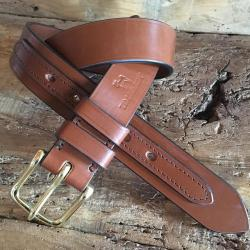 Hereford Bridle Leather Belt