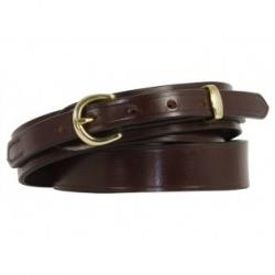 Stockwood Wide Bridle Leather Belt