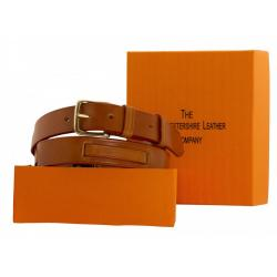 Winchcombe Bridle Leather Belt