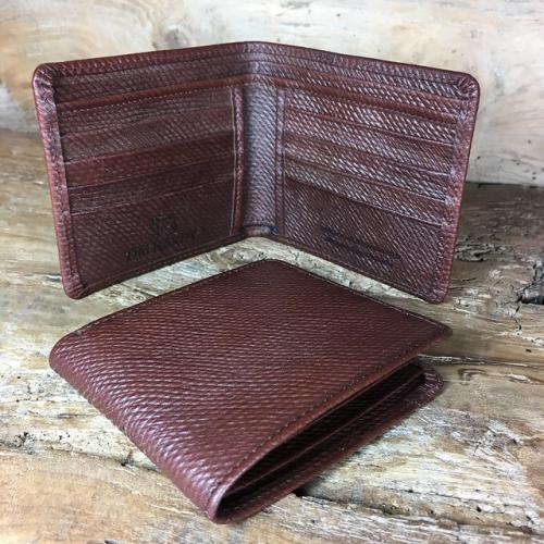 Oak Bark Leather Trouser Wallet