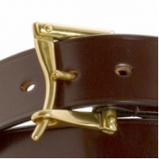 The Quick Release Bridle Leather Belt Story