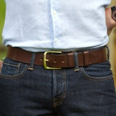 How to Order the Correct Belt Size