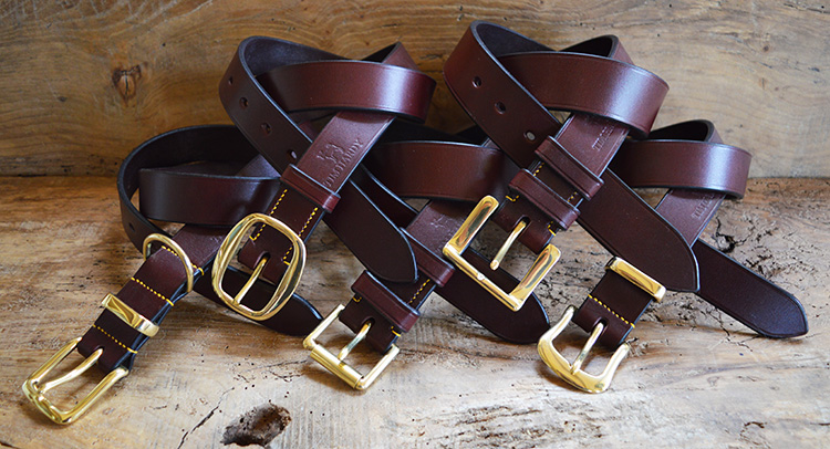 Oak Bark Belts