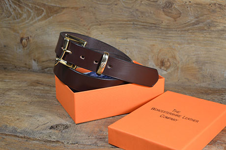 Quick Release Leather Belts